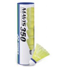 Yonex Mavis 350 пластиковые воланы с синей полоской