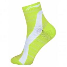 Носки мужские высокие (салатовые) Li-NING AWLN057-2