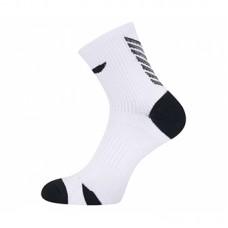 Носки мужские высокие (бел/черн) Li-NING AWSP189-1