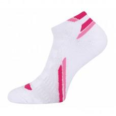 Носки женские низкие (бел/красн) LI-NING AWSP228-3